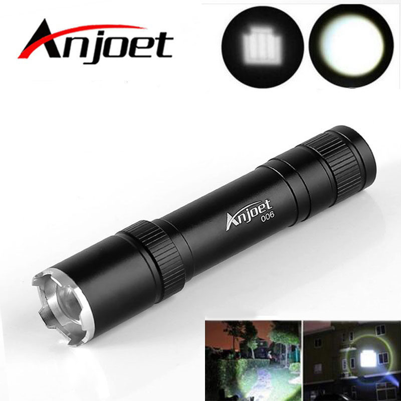 Mini 1000 LM High Power Torch CREE q5 DEL Tactical Flashlight Bright Lamp Light