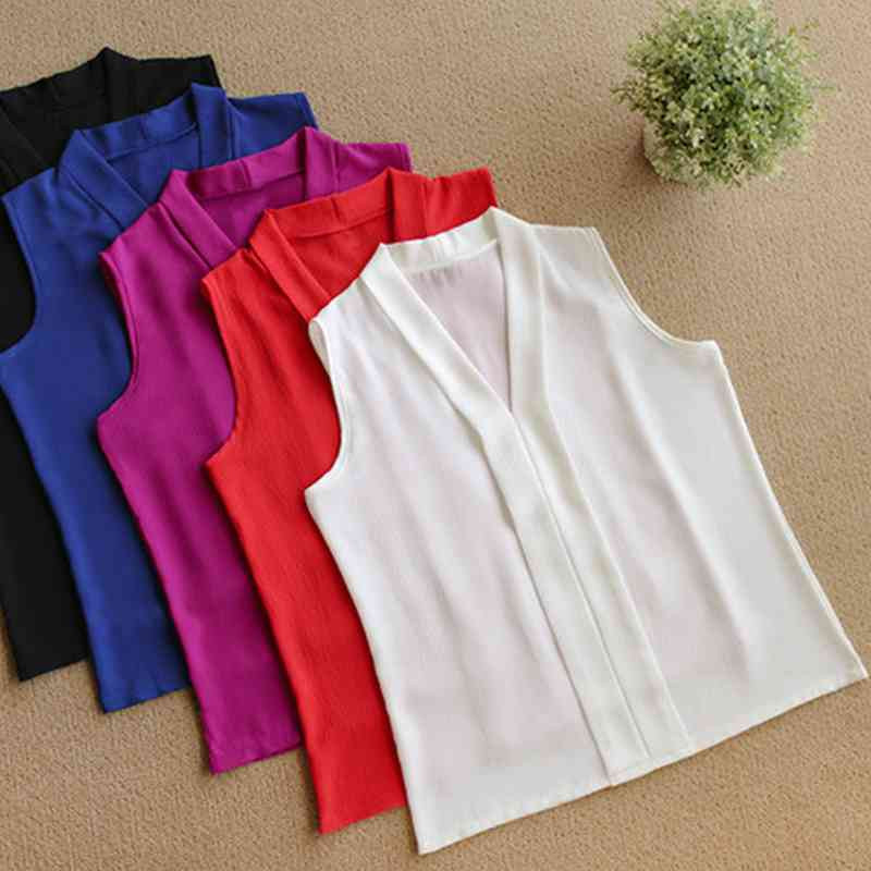 HTB1IQ NPVXXXXbiXFXXq6xXFXXXR - Woman Casual Loose Office Lady Top Female Shirt Blusas