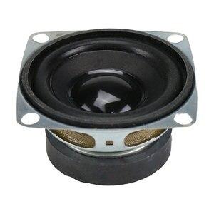 Image 2 - GHXAMP 2 Inch Full Range Speaker Unit 8ohm 3W Bluetooth Speaker DIY Square Tweeter Mid Woofer Loudspeaker Bubble  2PCS
