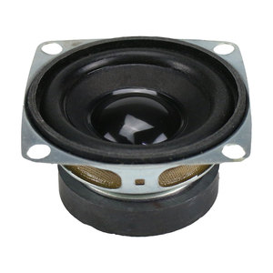 Image 2 - GHXAMP 2 inch מלא טווח רמקול יחידה 8ohm 3 w Bluetooth רמקול DIY כיכר הטוויטר אמצע וופר רמקול בועה 2 יחידות