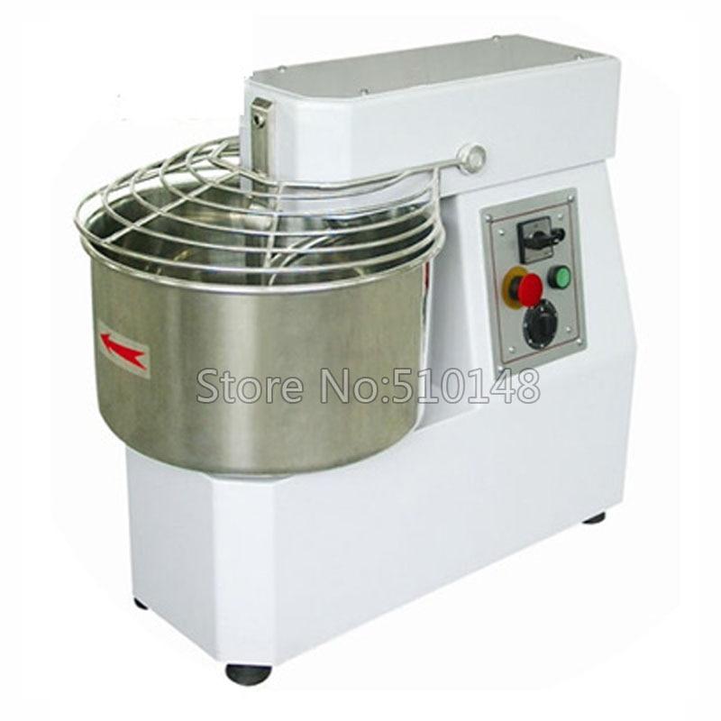 Promosyon 220V50Hz LFM20 Mikser Ticari 20 litre paslanmaz çelik fırın ucuz ağır karıştırma makinesi