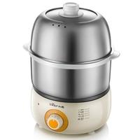 220V Multifunctional Stainless Steel Egg Boiler Electric Frying Pan Auto off Household Non stick Omelette Pancake Fried Steak