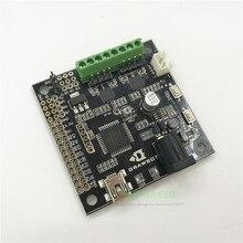 Upgrade EiBotBoard bord eggbot zeichnung maschine wichtigsten control board original bord unterstützung laser typ