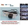 Для BMW 1 F20 F21 M1 Автомобиль Интеллектуальные Парковка Треки Камеры/HD CCD Резервного копирования Камера Заднего Вида/Камера Заднего вида