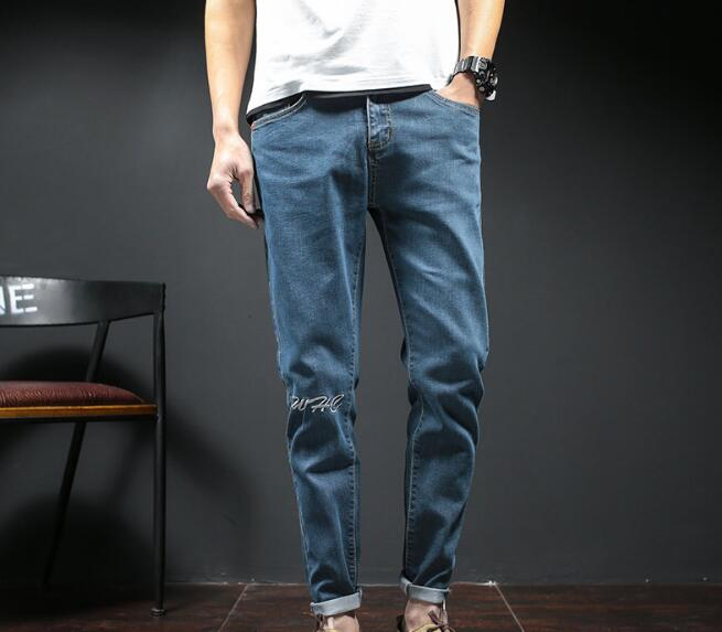 Stylish Fashion Hot Sales New Design Good Quality Men Jeans