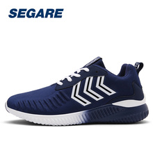 SEGARE Cushioned Running Shoes for Men Sneakers Breathable Sport Shoes Jogging Walking Shoes Trainers SE090602