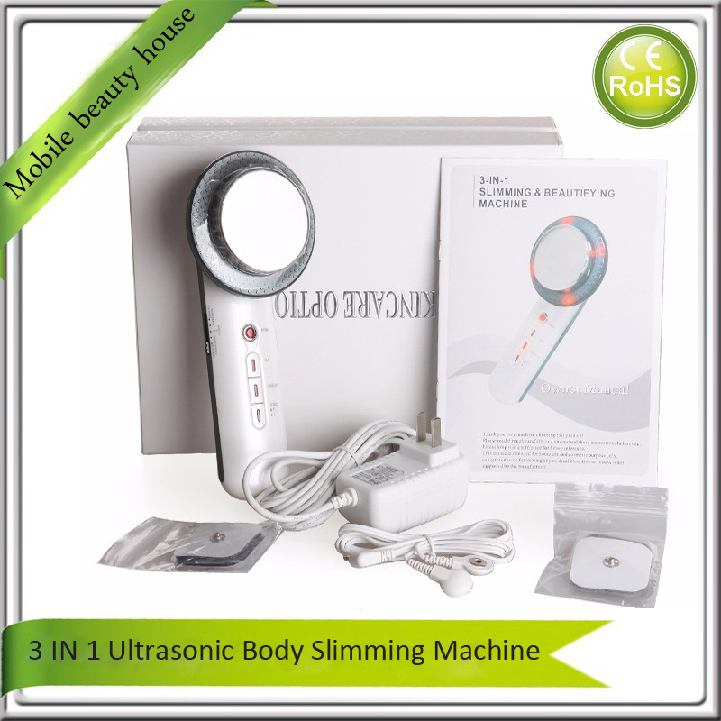 Free Shipping Anti Aging Wrinkle Cellulite Reduction Ultrasonic Far Infrared EMS Fat Burn Body Slimming Firming Beauty Massager конструктор edu toys да винчи печатный станок