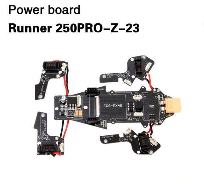 Walkera Runner 250PRO-Z-23 Power Board voor Walkera Runner 250 PRO GPS Racer Drone RC Quadcopter