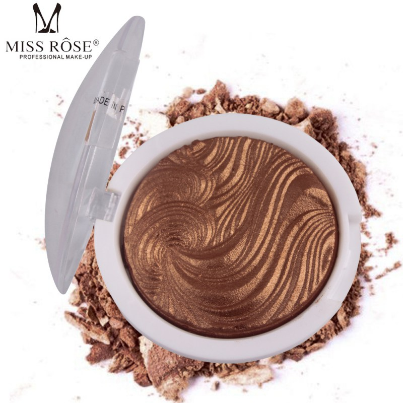 Makeup Concealer Low Glossy Face Concealer High Gloss Corrective Cheek Reinforced Silhouette Fluorescent Repairing Powder Silver Silver Palette 100% Guarantee