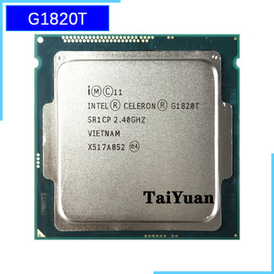 Intel Celeron G1820T 2.4 GHz Dual-Core CPU Processor 2M 35W LGA 1150