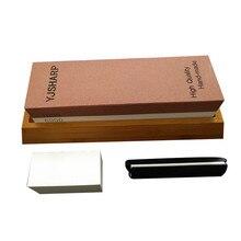 1000 6000 набор корунд точильный камень кухонный нож точилка бытовой инструмент h1