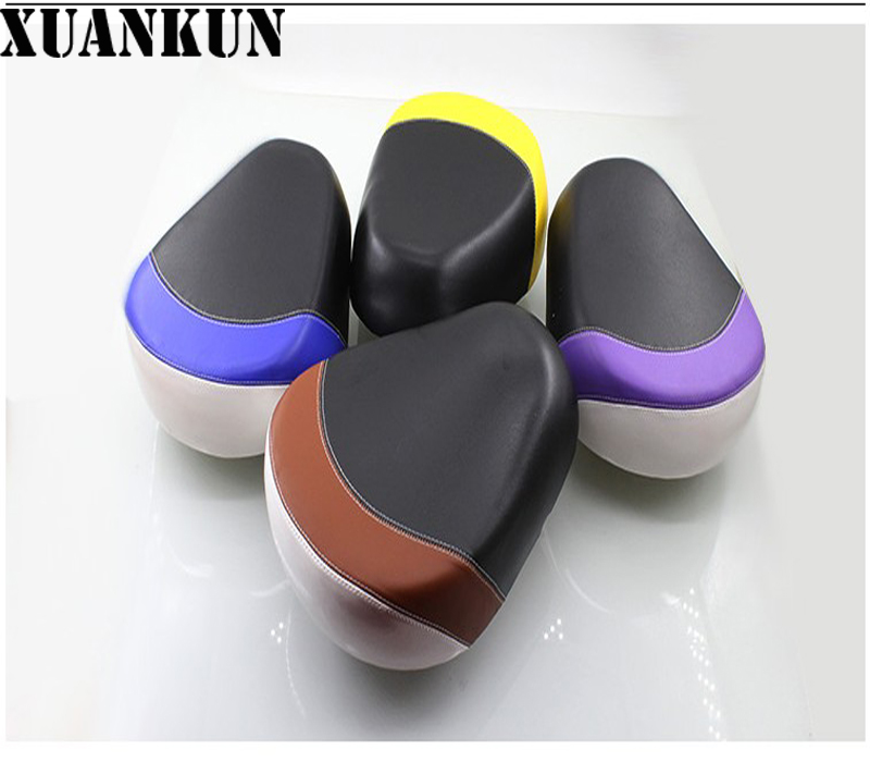 XUANKUN Electric Car Seat Cushion Car Battery Electric Bicycle Saddle Steel to Increase the Thickening of Transposon Accessories