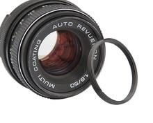Алюминиевое переходное кольцо для объектива камеры M42 M39 с резьбой от 42 мм до 39 мм (стандартное)