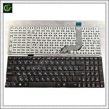 لوحة المفاتيح الروسية ل ASUS VivoBook X542BA X542B X542U X542UR X542UQR X542UN X542UF X542UA X542UQ كمبيوتر RU الأسود