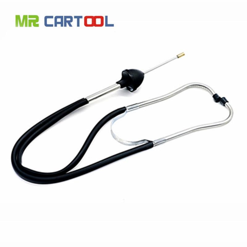 Heißer Verkauf Auto Motorblock Stethoskop Automotive Tester Tools Auto Detektor tools diagnosetool Engine Analyzer