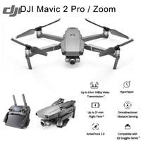 DJI Mavic 2 Pro / Zoom 8KM 1080P FPV w/ 3 Axis Gimbal Omnidirectional Obstacle 4K Camera RC Drone 31mins Flight Time