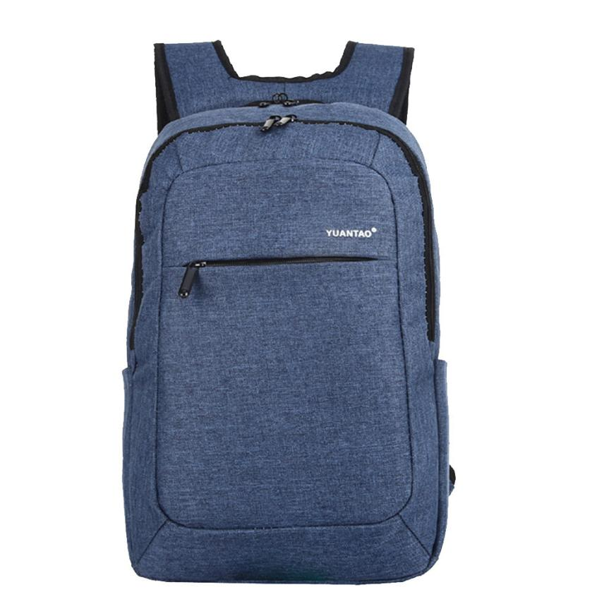 Unisex Design Backpack Book Bags for School Backpack Casual Rucksack Daypack Oxford Canvas Laptop Fashion Man Backpacks Bags#30