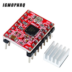 Image 5 - Mega 2560 R3 CH340+1pcs RAMPS 1.4 Controller+5pcs A4988/DRV8825 Stepper Driver Module+1pcs 12864 controller for 3D Printer kit