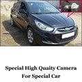 Камера автомобиля Для Hyundai Grand Avega/Solaris/Verna Пневмомускул седан Высокое Качество Заднего Вида Резервное Копирование Камеры Для Любителей | RCA