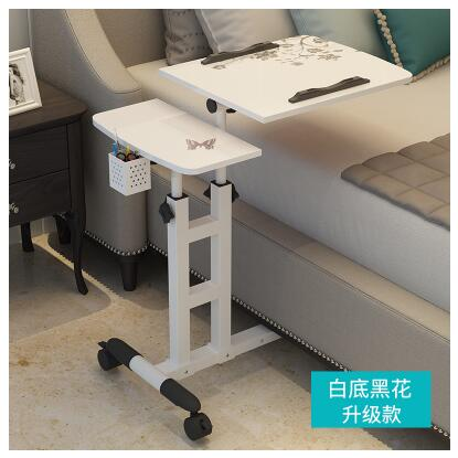 Купить с кэшбэком Lazy notebook bed bedside computer desk removable dormitory lift folding table simple land table.