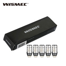 5pcs Original WISMEC Coil 1.5ohm Evaporizer for Amor NS Atomizer/ wismec CB-60 Kit WISMEC MTL Coil Head Excellent Vaping Coil