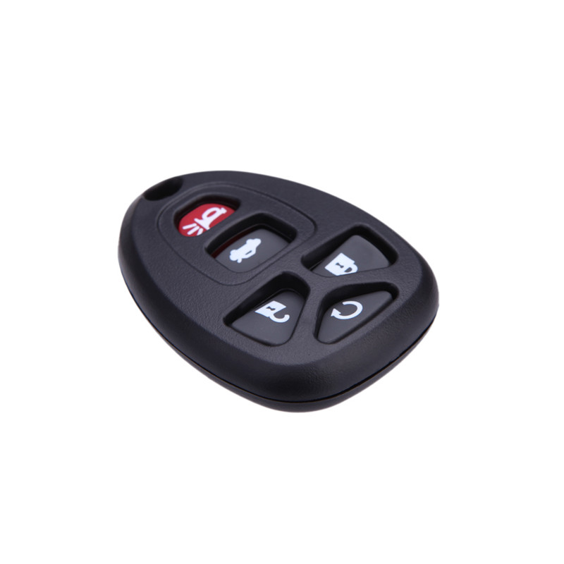Newest Pad + 5 Buttons Modified Flip Folding Remote Car Key Shell Keyless Case for Buick Car-styling Accessories