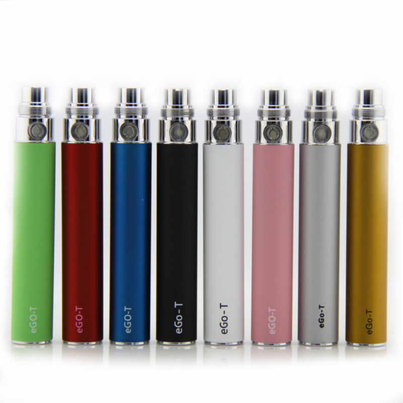 SUB TWO Ego-t Battery 650mah 900mah 1100mah e cigarette vaporizer  electronic ego vape 510 Thread battery ce4 ce5 ce6 atomizers