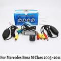 Rear View Camera For Mercedes Benz M Class W164 ML450 350 300 250 / Original Screen Compatible / Wireless Back Up Reverse Camera