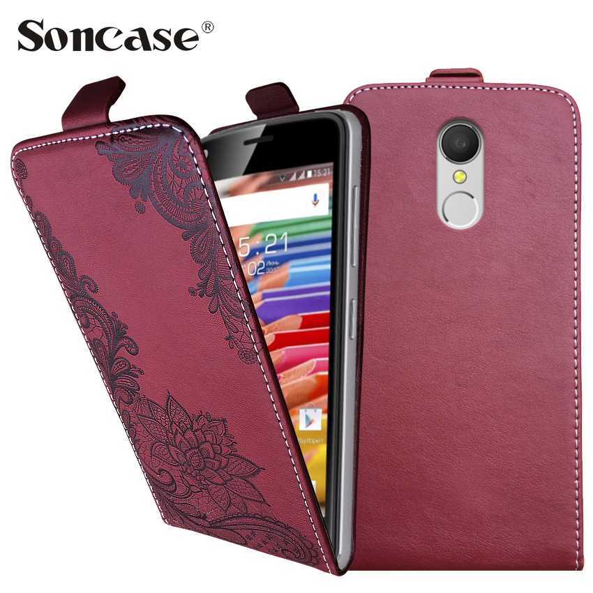 Flip Cases Ailishi Case For Irbis Sp59 Up And Down Luxury Flip Sp59 Irbis Leather Case Exclusive 100% Phone Cover Skin+tracking In Stock Discounts Sale