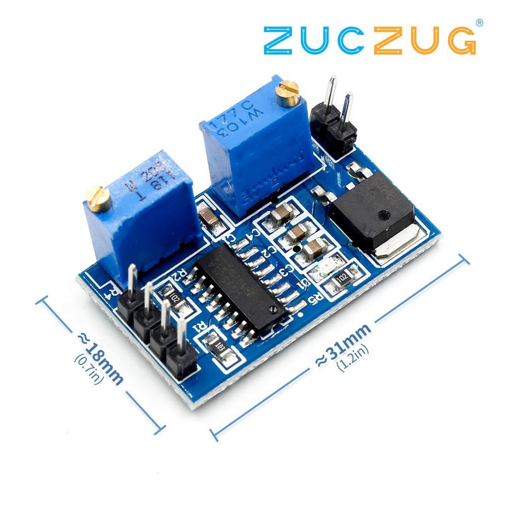 SG3525 PWM Controller Module Adjustable Frequency 100-400kHz 8V-12V