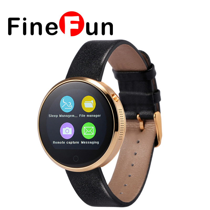 FineFun DM360 Smart Watch Wearable Devices Bluetooth Smartwatch Heart Rate Monitor Pedometer Fitness Tracker For IOS Android Hot wireless heart rate monitor watch smart pedometer fitness tracker for sports