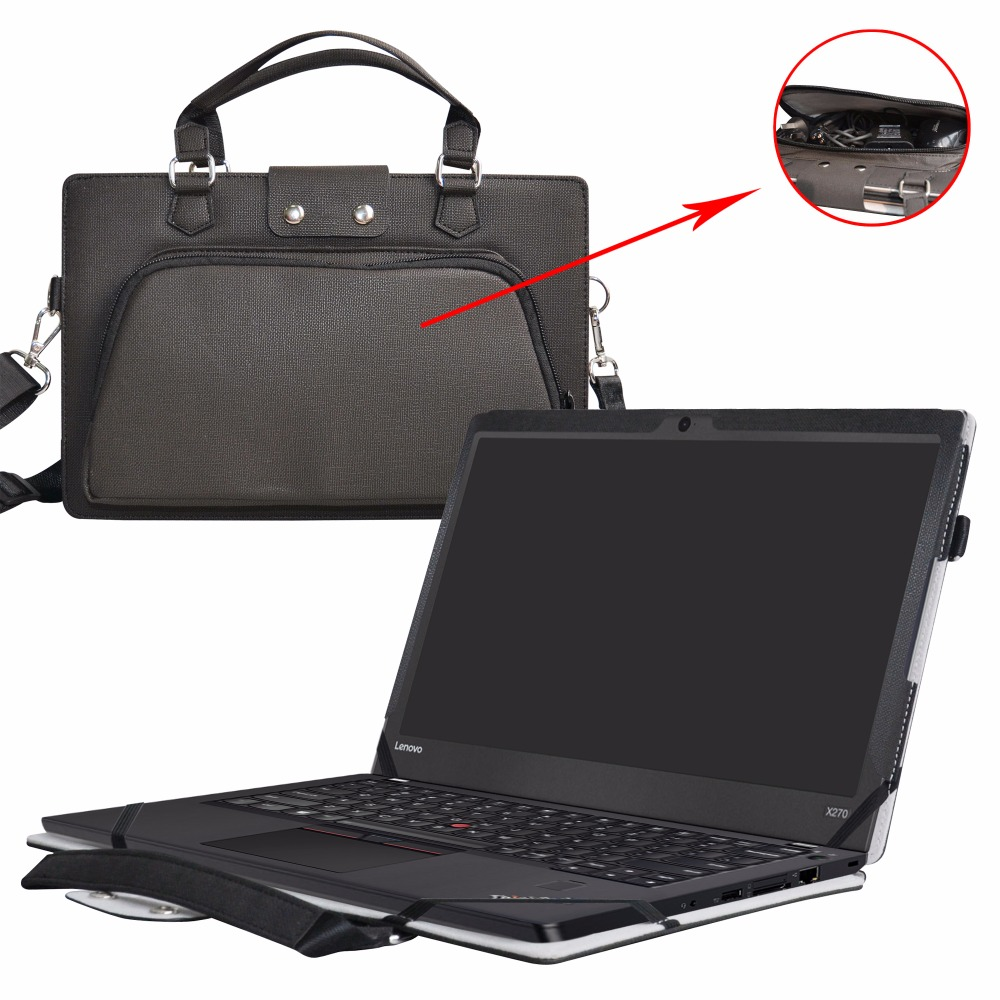 Labanema Accurately Portable Laptop Bag Case Cover for 12.5 Lenovo ThinkPad X270 Laptop (NOT fit other models)