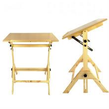 Pine impact easel студенческий чертежный стол доска для рисования
