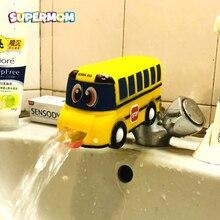 Детский кран расширитель Детские ванны кран Дети Ручная стирка детская направляющая паз кухня Детская безопасность протектор Аксессуары для ванной комнаты
