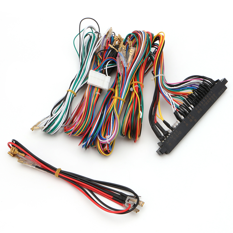 ootdty 60 in 1 arcade jamma board machine wiring harness. Black Bedroom Furniture Sets. Home Design Ideas