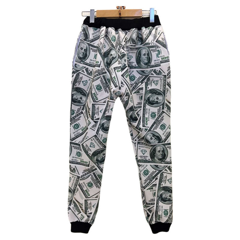 Men Jogger Pants Casual New Fashion  1