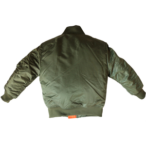 Image 2 - 2 12 yesars Children Clothes 2018 Winter Jackets For Boys Coat Kids Warm Ma 1 Bomber Flight Outerwear Coat Baby Jacket Clothing