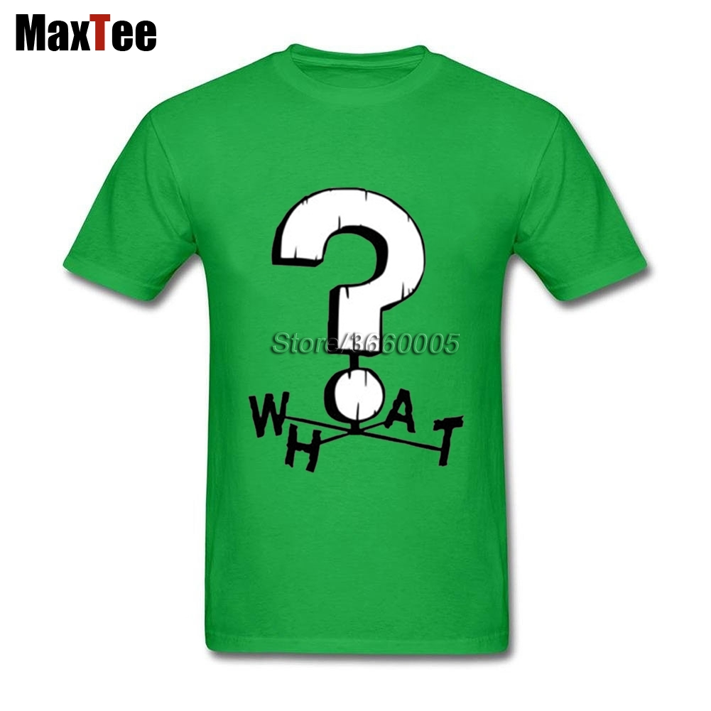 Question Mark Gravity Falls T-shirt Men Mans Unique Short Sleeve Fashion Custom XXXL Party Camiseta