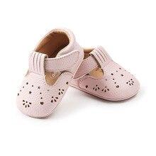 Милая обувь для новорожденных девочек; обувь для малышей; обувь на плоской подошве в форме звезды