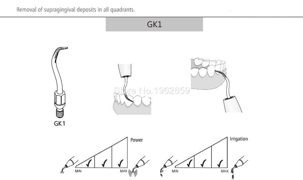 Compatível Com KAVO GK1, GK2, GK3, GK4, GK5, GK6, GK7