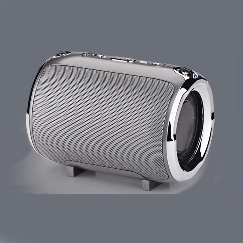 Subwoofer Bluetooth Speaker Audio MP3 Music Player Wireless Speaker Outdoor Mini Column Box Stereo Speaker with Hang Rope купить в Москве 2019