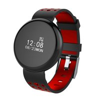 I8 0 66 Inch Round Screen Outdoor Smartwatch Blood Oxygen Pressure Heart Rate Monitor Fitness Tracker