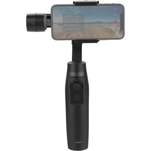 MOZA мини-ми по Gudsen первый в мире смартфон Gimbal стабилизатор с Беспроводной зарядки телефона, Начальный режим