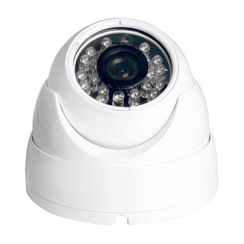 2018 New Products 1.3 Megapixels 36 Pcs IR Led AHD Dome Vandal-proof CMOS Sensor Security Surveillance Systems CCTV Camera