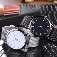 Luxury Women Ladies Watches Silica Gel Mesh Belt Casual Watch Geneva Simple
