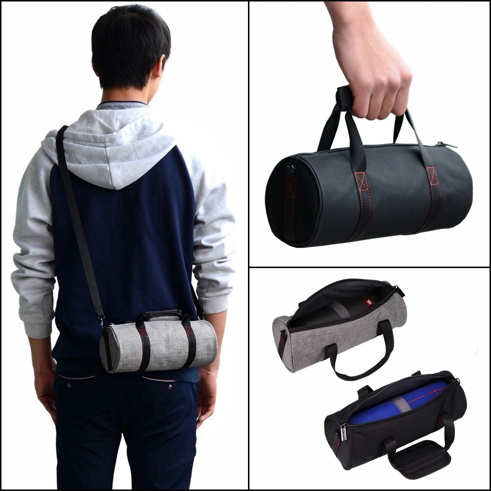 imágenes para Nuevo multi-color de rusia viajes cubierta de carry case bolsa de transporte protectora para jbl charge3/carga 3 altavoz bluetooth (sólo case)