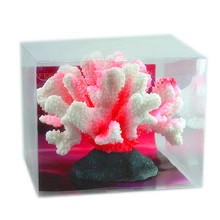 2018 New Aquarium Ornament Artificial Flower Coral Luminous Silicone Decorations Akvaryum Dekor