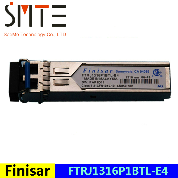 Finisar FTRJ1316P1BTL-E4 fiber optical transceiverFinisar FTRJ1316P1BTL-E4 fiber optical transceiver