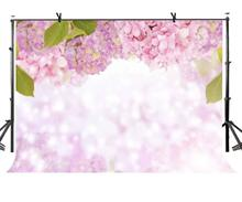 7x5ft Pink Blur Backdrop Pink Blurred Flowers Photography Background and Studio Photography Backdrop Props 7x5ft peach blossom backdrop beautiful pink peach photography background and studio photography backdrop props