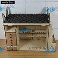 Modelos de Navios de madeira Kits Diy 3d Corte A Laser Área de Trabalho Conjunto De Ferramentas de Modelagem Portátil Multifunction Ferramenta de Modelagem de Unidades de Cozinha